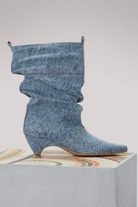 Stella McCartney Smooth boots