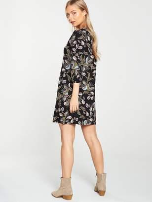 Very Paisley Tunic Dress - Multi