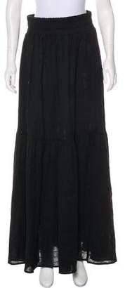 Mara Hoffman Flare Maxi Skirt w/ Tags