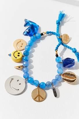 Venessa Arizaga Blue Hawaiian Bracelet
