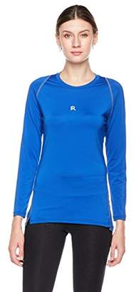 Runyon Athletics Women's Compression Wicking Long Sleeve Shirt