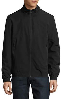 Perry Ellis Zip-Up Stretch Jacket