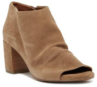 Kenneth Cole Gentle Souls by Camelia Peep Toe Water & Stain Resistant Bootie