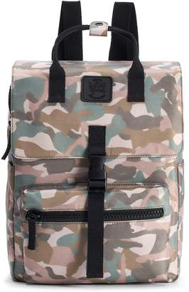 T-Shirt & Jeans T Shirt & Jeans Camouflage Large Square Backpack