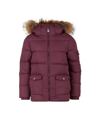 Pyrenex Authentic Ottoman Fur Trim Jacket