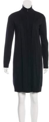 Akris Punto Wool Sweater Dress