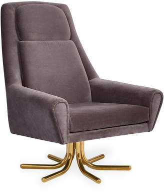 Jonathan Adler Ultra Swivel Chair