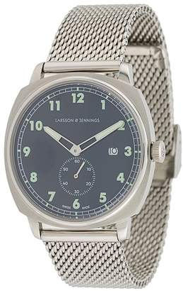 Larsson & Jennings Meridian Milanese 38mm watch