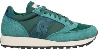 Saucony Shoes Suede Trainers Sneakers Jazz Vintage