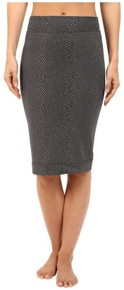 Hard Tail Pencil Skirt $70 thestylecure.com