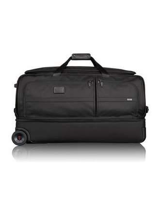 Tumi Large Wheeled Split Duffel Bag Luggage, Black