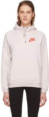 Nike Pink Rally Hoodie