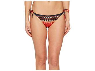 Paul Smith Classic String Tie Bottom Women's Swimwear