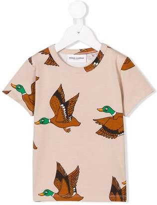 Mini Rodini Duck printed T-shirt