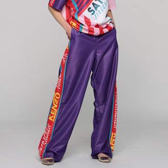 Kenzo (ケンゾー) - Kenzo Zipped Straight Pant