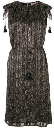 MICHAEL Michael Kors fitted dress with tassels