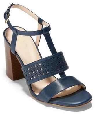 3da4d522d128 Cole Haan Blue Heeled Women s Sandals - ShopStyle