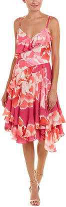Josie Natori A-Line Dress