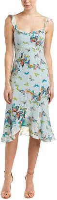 Nanette Lepore Silk Shift Dress