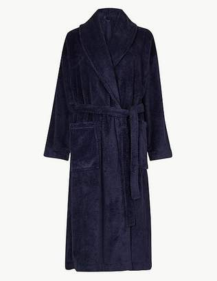 Marks and Spencer Supersoft Textured Dressing Gown