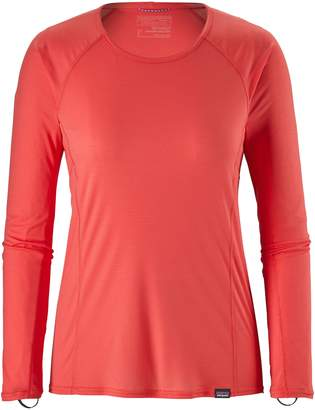 Patagonia Capilene(R) Thermal Weight Long-Sleeve Tee