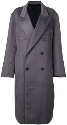 Maison Margiela double buttoned coat