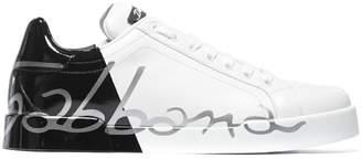 Dolce & Gabbana Portfolio Sneakers