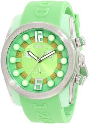 Izod Men's IZS2/5 /Yellow Sport Quartz Chronograph Watch