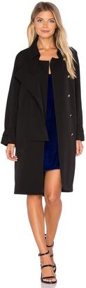 Line & Dot Cecil Button Coat $172 thestylecure.com