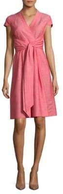 Hobbs Florence Wrap Dress