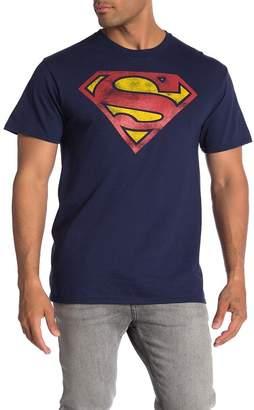 Bioworld DC Superman Vintage Logo T-Shirt