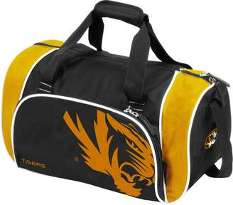 NCAA Logo Brand Missouri Tigers Locker Duffel Bag