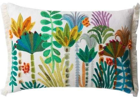 Justina Blakeney Tropics Lumbar Pillow