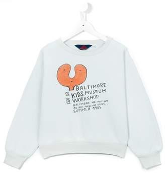 The Animals Observatory baltimore print sweatshirt