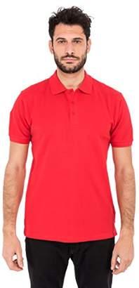 Fruit of the Loom Men's Pack of 2, Premium T-Shirt, Negro, S
