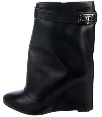 Givenchy Leather Ankle Boots Black Leather Ankle Boots