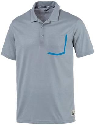 Puma Faraday Short-Sleeve Polo