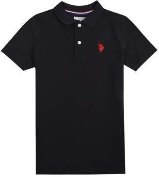 U.S. Polo Assn. Boys Poloshirt - Black
