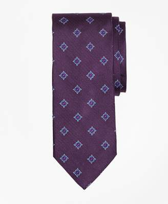 Brooks Brothers Herringbone Starburst Tie
