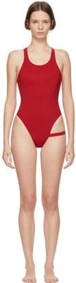 Marieyat Red Shanice Swimsuit