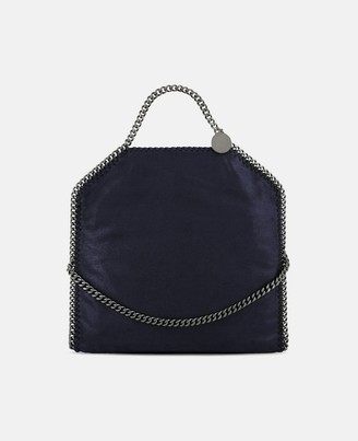 Stella McCartney Falabella Shaggy Deer Fold Over Tote, Women's