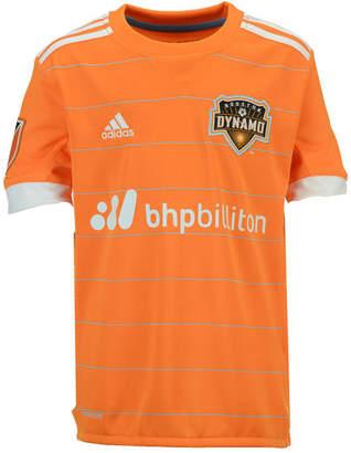 adidas Houston Dynamo Primary Replica Jersey, Big Boys (8-20)