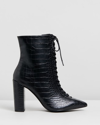 Therapy Paisley Boots