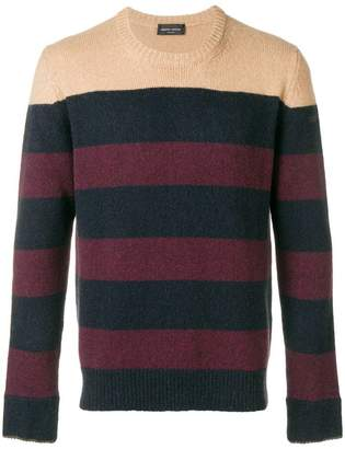 Roberto Collina horizontal stripe jumper