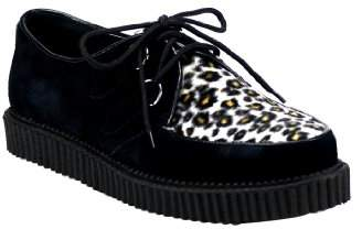 Pleaser USA Men's Creeper-600/BN Loafer