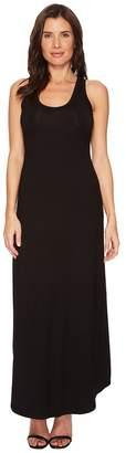 Karen Kane Adjustable Slit Maxi Dress Women's Dress