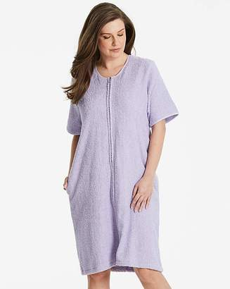 Pretty Secrets Lavender Zip Gown