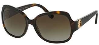 Tory Burch Women's TY7059-1145/11 Square Sunglasses