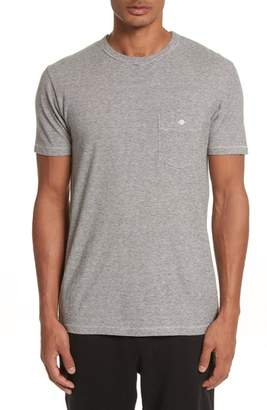 Todd Snyder Microstripe Pocket T-Shirt