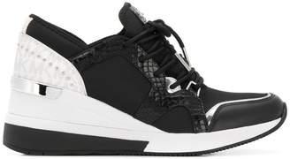 MICHAEL Michael Kors wedge heel sneakers